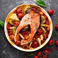 Découvrez toute la gamme de nos poissons, crustacés et fruits de mer
