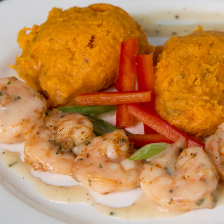 Creamy Chipotle Shrimp