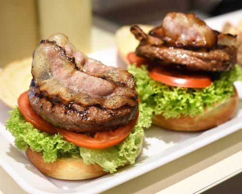 Steak de bœuf aux épices grillées